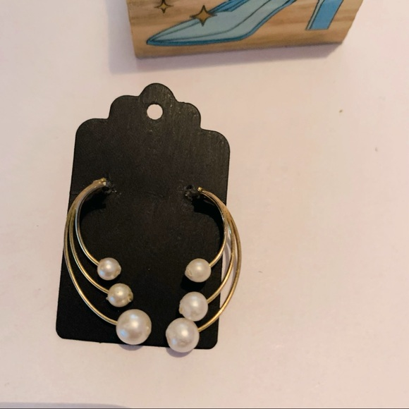 Vintage Minimalist Drop Earrings
